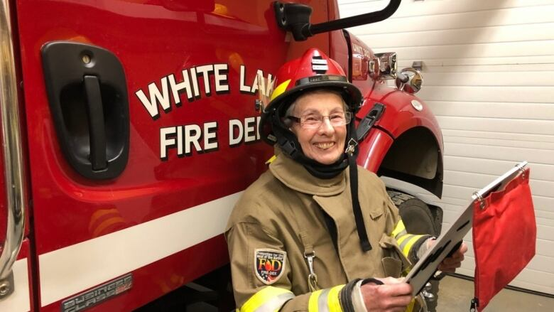 volunteer firefighter stereotypes