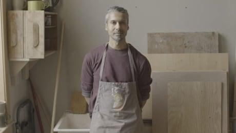 Winnipeg artist Bernard Ferguson