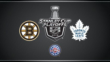 HNIC Playoffs - Boston Bruins at Toronto Maple Leafs