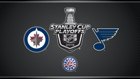 HNIC Playoffs - Winnipeg Jets at St. Louis Blues