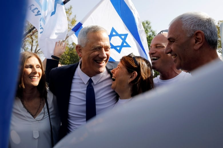 Netanyahu, Gantz Claim Victory In Israeli Closely-Fought Parliamentary Elections - World News