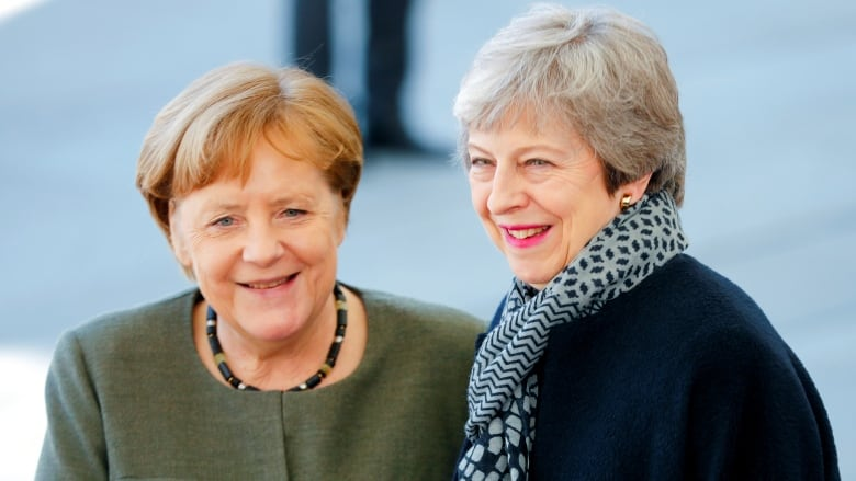 Merkel warns European Union  is likely to agree to lengthy Brexit delay