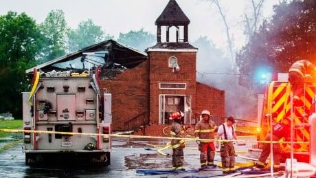 Fires-Black Churches