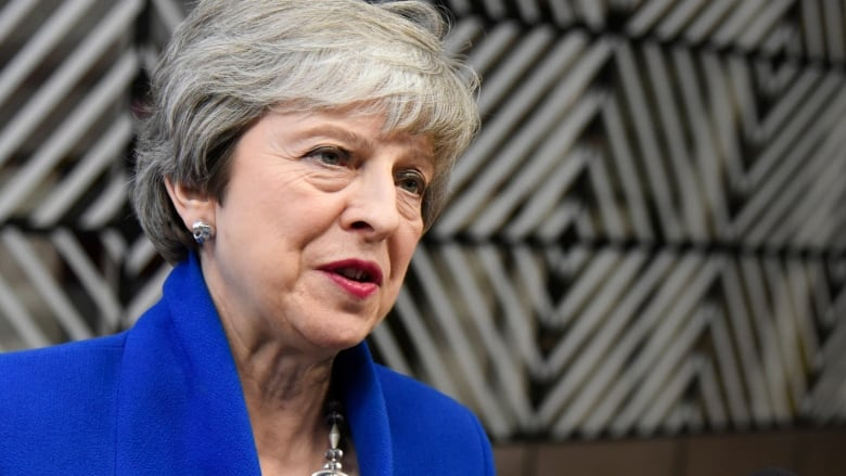 May and opposition Labour leader held talks on breaking Brexit deadlock