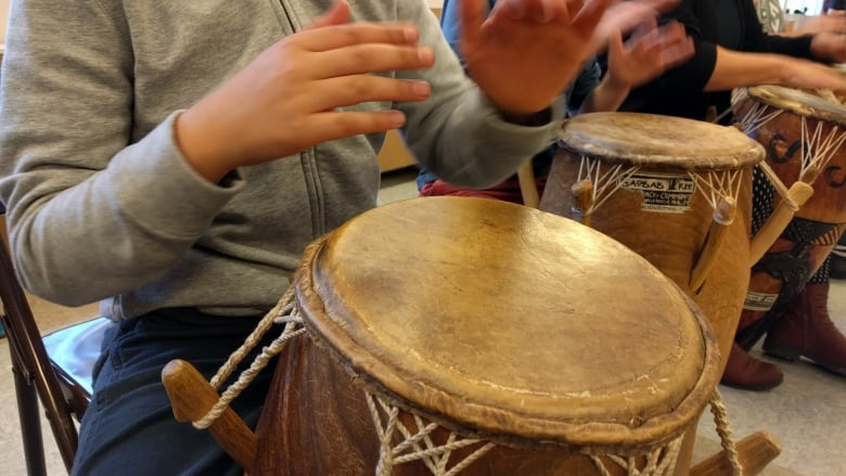 Beat won't go on for African drumming group