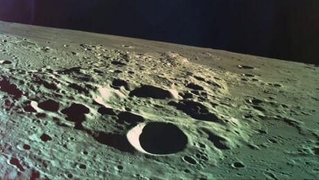 Human error may have caused Israeli lander to crash land on moon