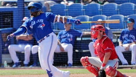 Jays' prospect Vlad Guerrero Jr. makes smashing 2019 Triple-A debut