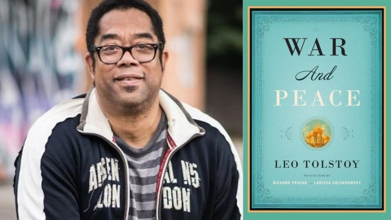 Why André Alexis keeps coming back to Tolstoy's War and Peace