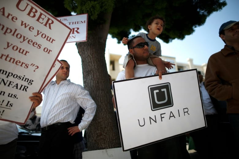 Lyft's Rideshare Suspension in California
