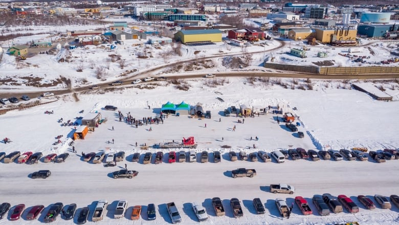 ef07c5ff8798 ... competition at the Muskrat Jamboree in Inuvik last weekend. Several  N.W.T. jamborees have had to make adjustments because of warm weather.