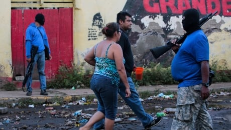 NICARAGUA-PROTEST/