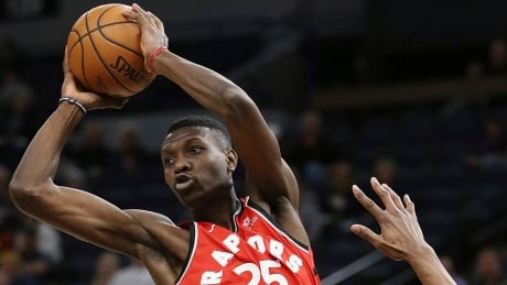 Boucher, Birch 1st NBA players from Montreal to meet in playoffs