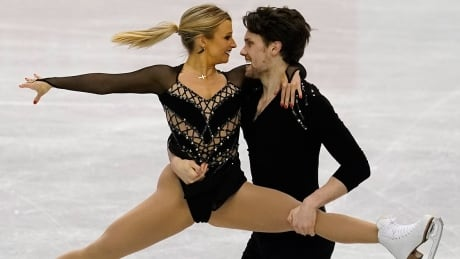 Canada's Moore-Towers, Marinaro skate to 3rd at World Team Trophy