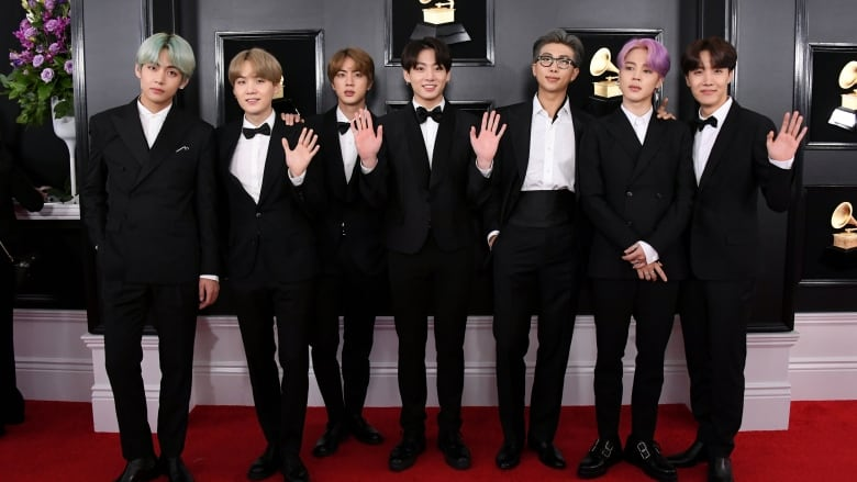 K-pop's BTS gets coveted Recording Academy membership