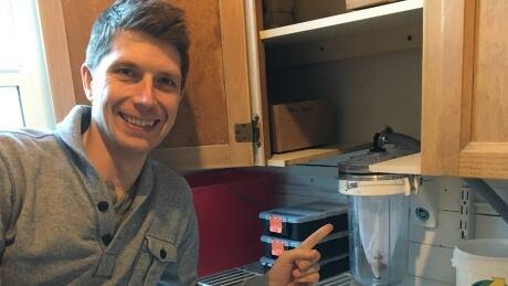 Eric Swanson Victoria micro-fibre pollution washing machine filter