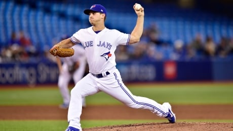 Pannone's immaculate inning not enough in Jays' loss to Rays