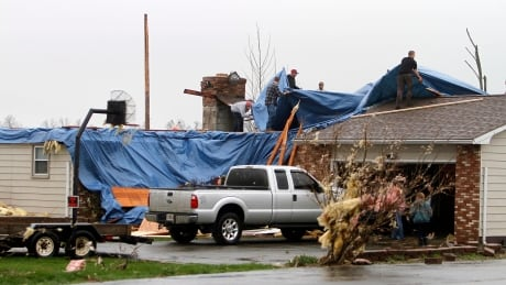 Severe Weather Ohio