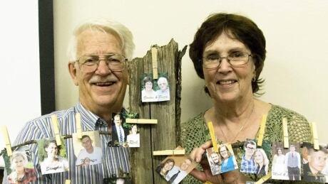 Gordon and Peggy Parmenter