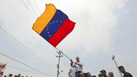 Venezuela Guaido Rally