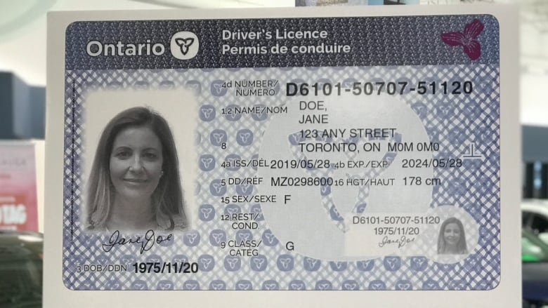 Theft Licence Identity Updated Government News Card Ford Driver's Prevent Reveals Cbc To Fraud
