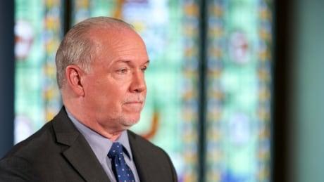 B.C. Premier John Horgan staying neutral in Alberta election
