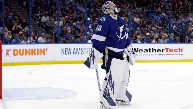 Lightning apologize to their fans for playoff disappointment