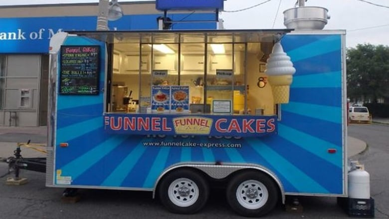Police look to track down missing 'Funnel Cake Express' trailer stolen from west end
