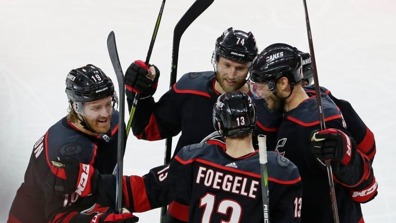f1e44187982 Hurricanes wallop Caps in 1st home playoff game in a decade