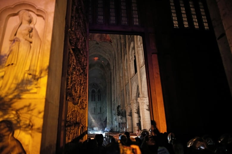 Notre-Dame fire: What's been lost, what's been saved and