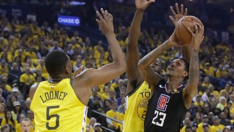 Warriors fall victim to biggest comeback in playoff history courtesy of Clippers