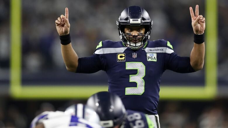 Russell Wilson agrees to $140M US contract extension | CBC Sports