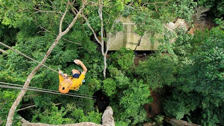 B.C. man dies in zipline accident in Thailand