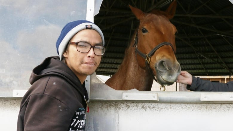 How horses can be therapeutic for people with addiction