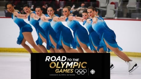 Road to the Olympic Games: World synchronized figure skating championship