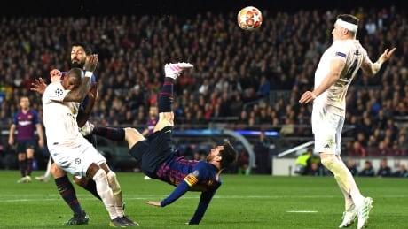 Ajax, Barcelona move on to semis, Ronaldo denied 4th straight title