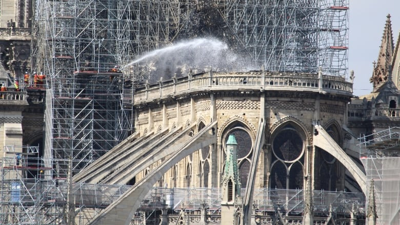 Array - notre dame to be closed as long as 6 years paris cathedral u0027s rector      rh   cbc ca