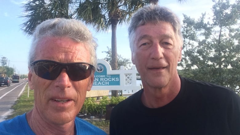 Fredericton man saved by another Fredericton man, in Florida
