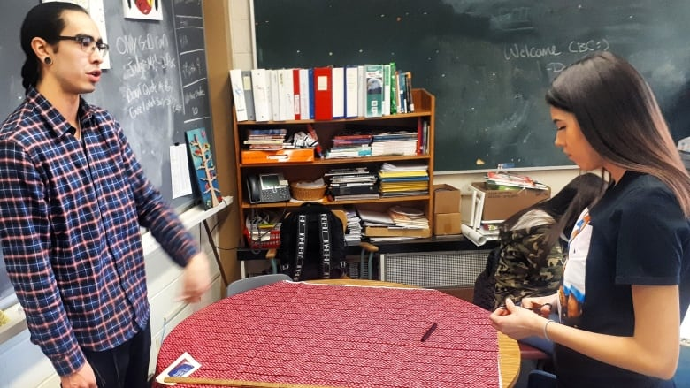'How do you not see your people in these Indigenous youth?': Couple working to decolonize classrooms