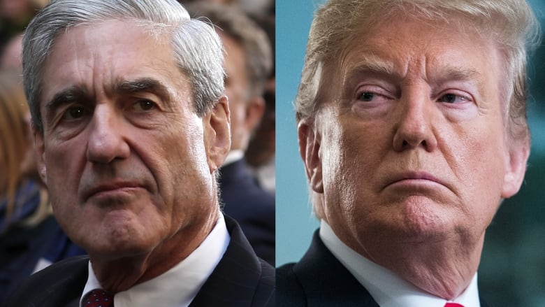 Mueller report summary: No collusion between Trump and Russians