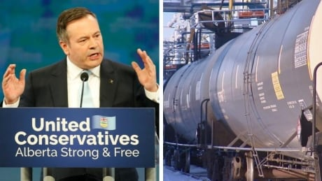 Oil industry eager to see how Kenney's plan to scrap $3.7B oil-by-rail deal will pan out