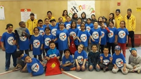 If you build it, they will come: Blue Jays building $150K baseball field in Pond Inlet