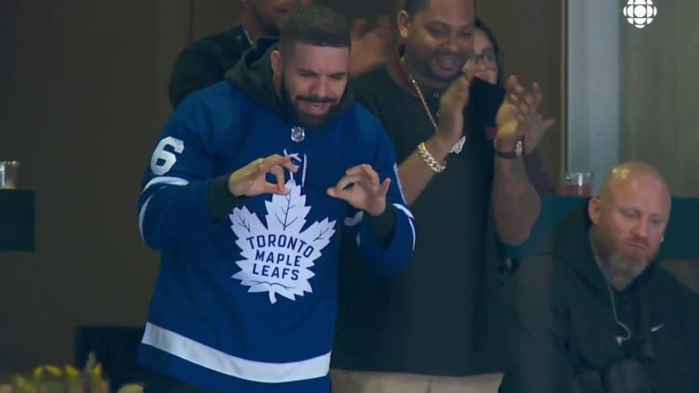 quality design 8983b 352b1 Maybe Leafs should've taken 'Drake curse' advice from ...