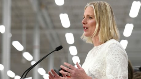 Leaders have a responsibility to tackle climate change, McKenna says day