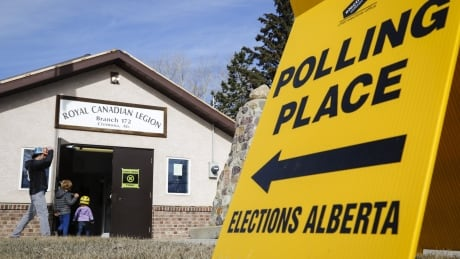 Nearly 70% of eligible Albertans voted in provincial election