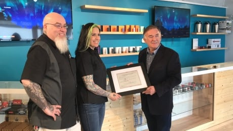 Yukon's 1st private pot retailer now open, in time for 4/20