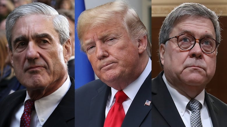 Obstruction or not, Mueller report shows Trump's panic during Russia