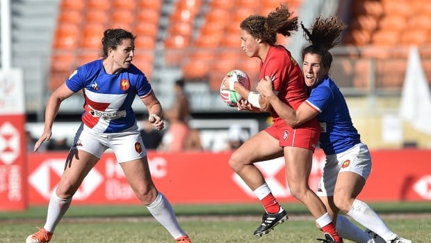 (Live at 10:00 pm ET) HSBC Women's World Rugby Sevens Series: Japan - LATE NIGHT