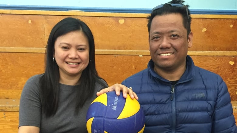 Growing Filipino community in Labrador hosts first sports meet