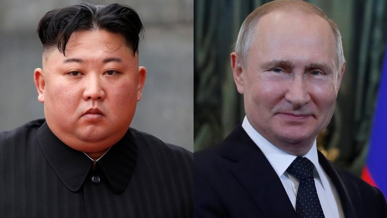 Kim Jong Un To Meet Putin For 1st Time In Russia Kremlin Says Cbc News