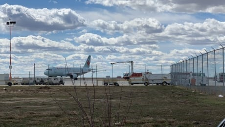 Flight from Vancouver diverted to Regina after emergency declared